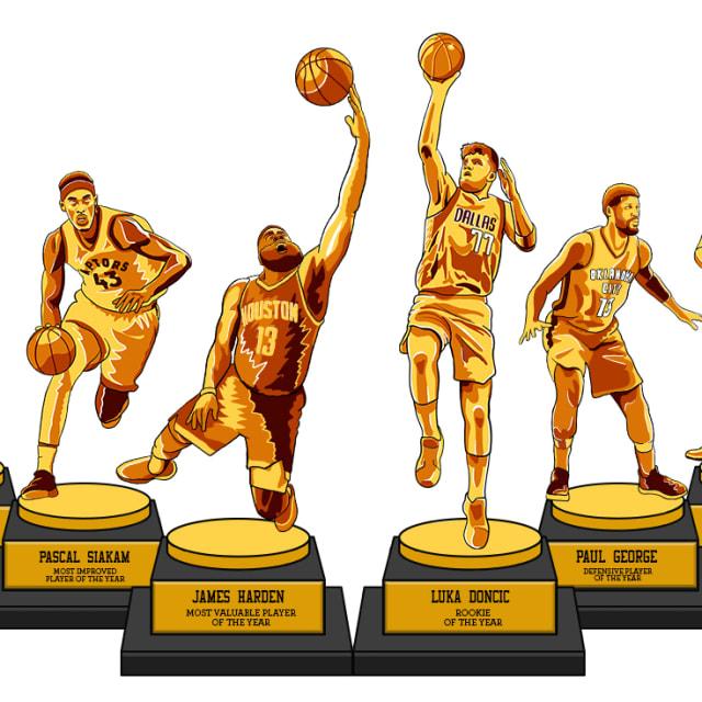 James Harden Records 2019: James Harden, Not Giannis Antetokounmpo, Is Our NBA MVP