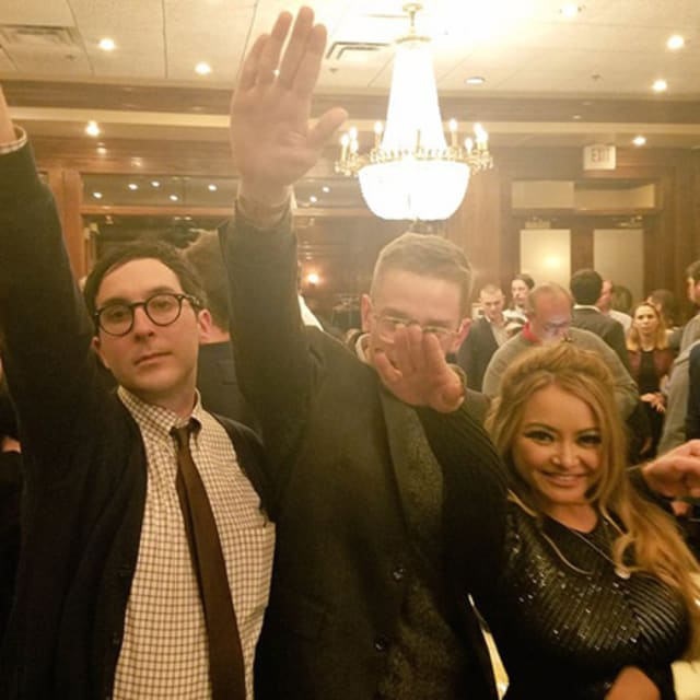 Viral News And Advertorial Writer: Tila Tequila Wines & Dines With White Nationalists At D.C