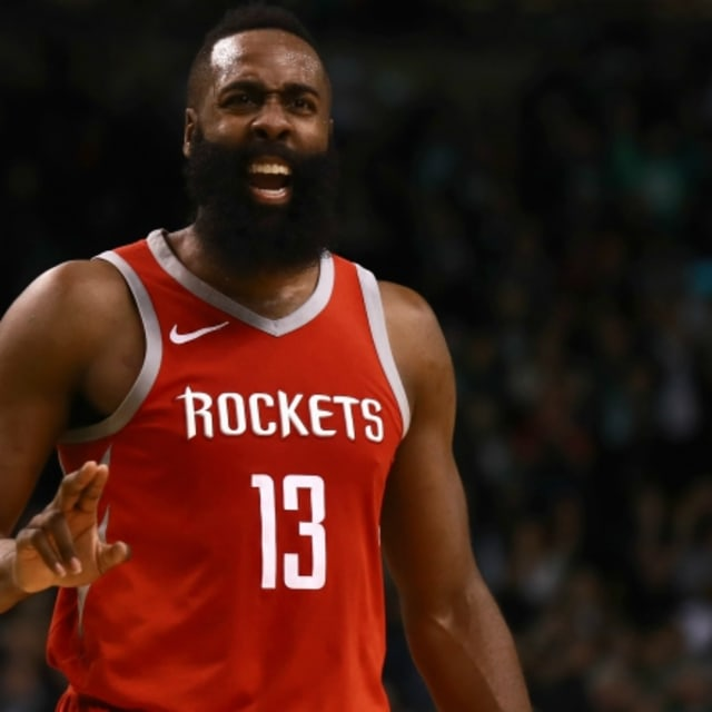 James Harden Total Points: James Harden Rips NBA And Referees After Rockets Blow 26