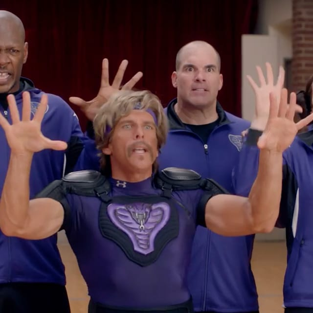 'Dodgeball' Cast Makes Comeback for the Sake of Charity ...