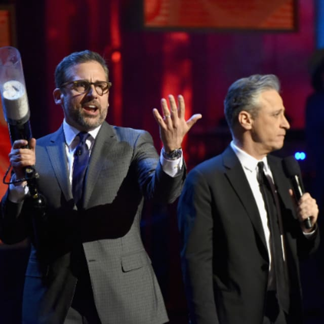 Jon Stewart's Next Directing Project May Star 'Daily Show