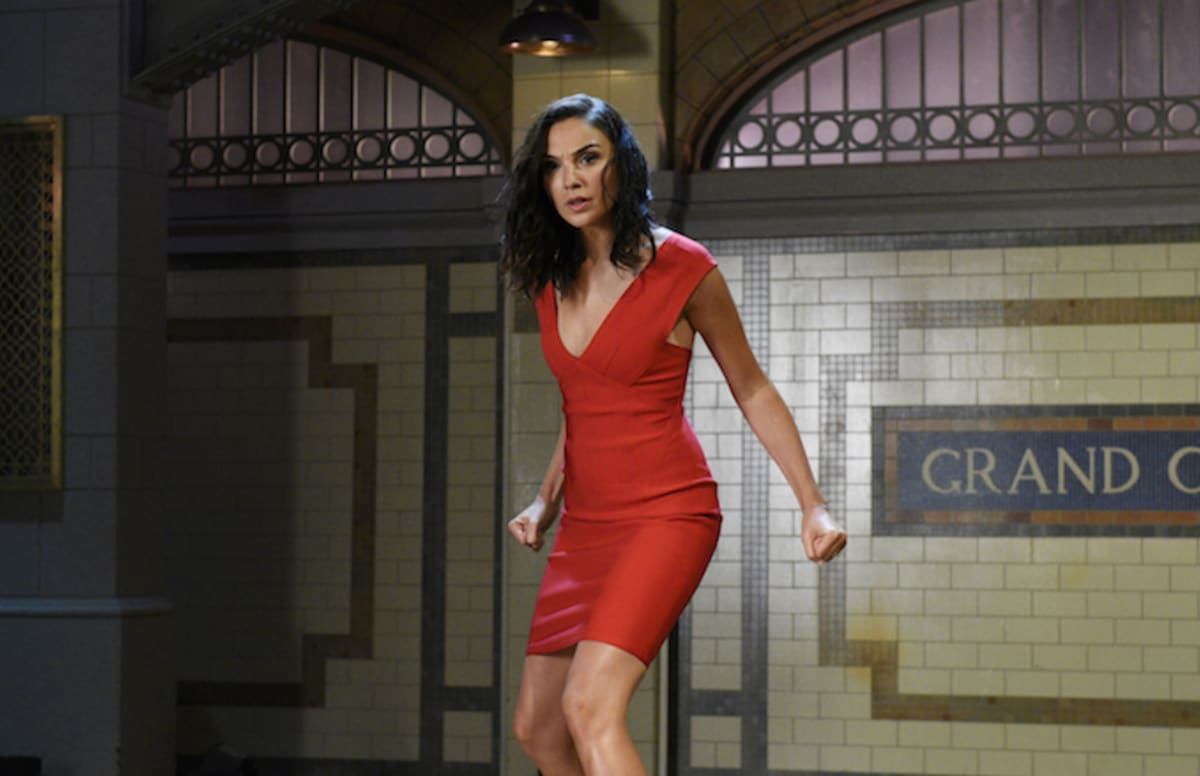 Gal Gadot Speaks to Her Israeli Roots in 'SNL' Monologue