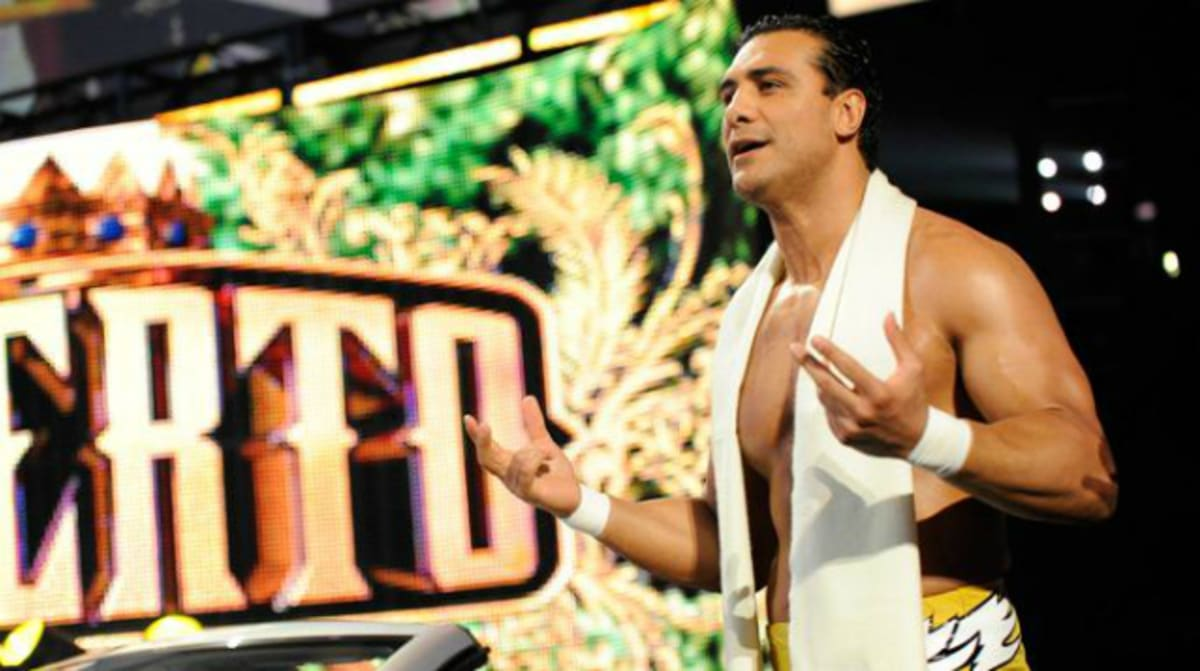 who is alberto del rio dating in real life