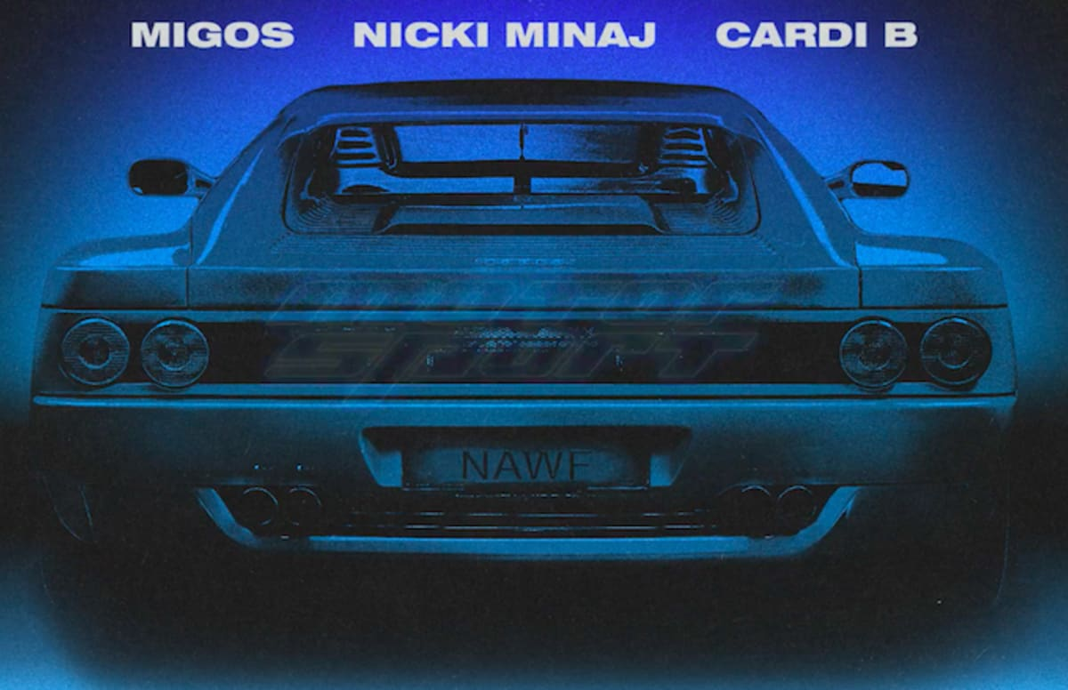 migos link with nicki minaj and cardi b to preview collaborative track 39 motorsport 39 complex. Black Bedroom Furniture Sets. Home Design Ideas