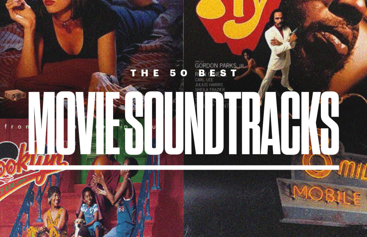 The 50 Greatest Movie Soundtracks Of All Time