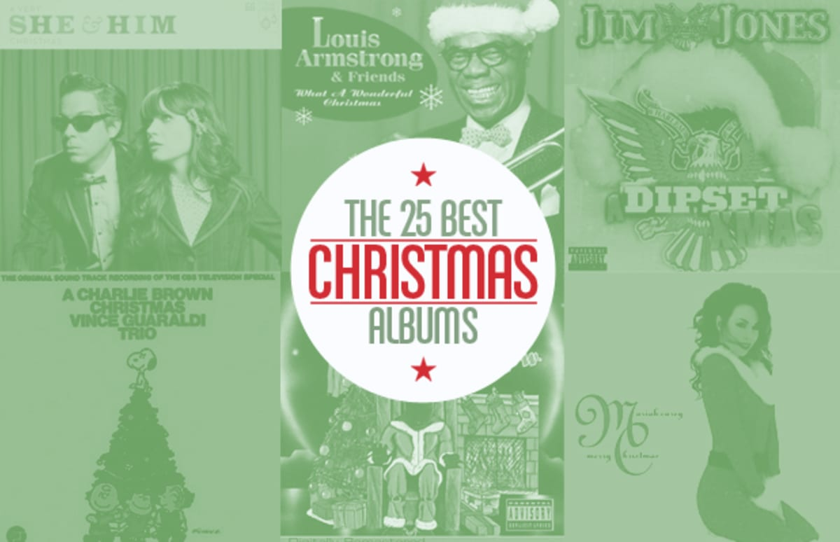 The 25 Best Christmas Albums of All Time   Complex