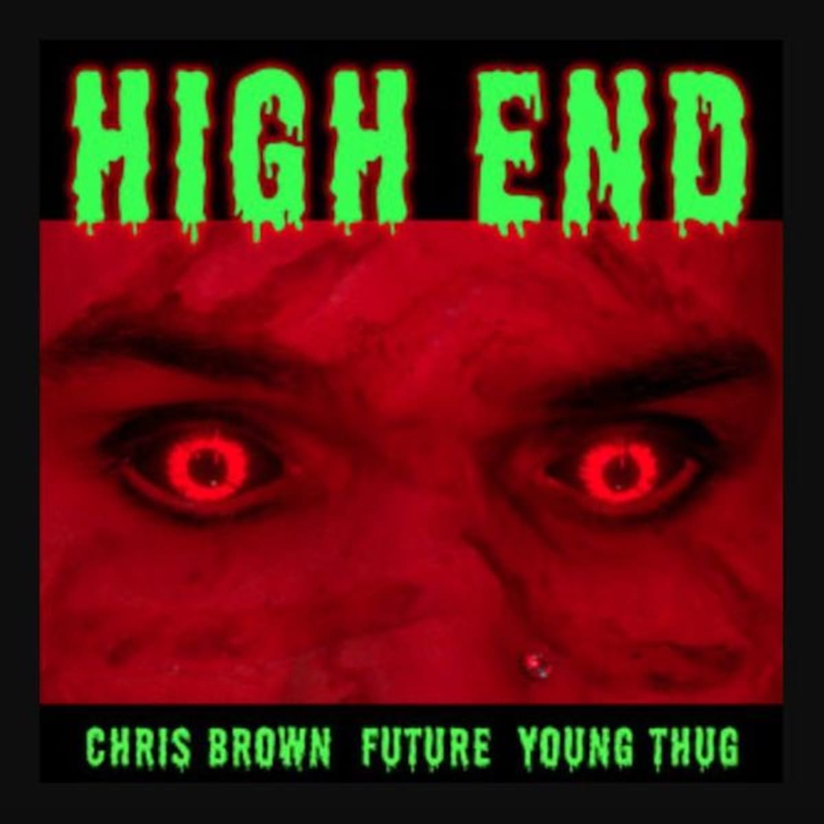 "Chris Brown Goes ""High End"" With Future And Young Thug"