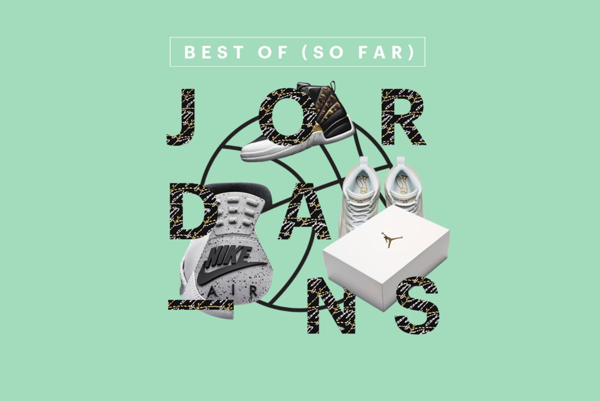 e1ee5a6175fc9f The Best Air Jordans of 2016 (So Far)
