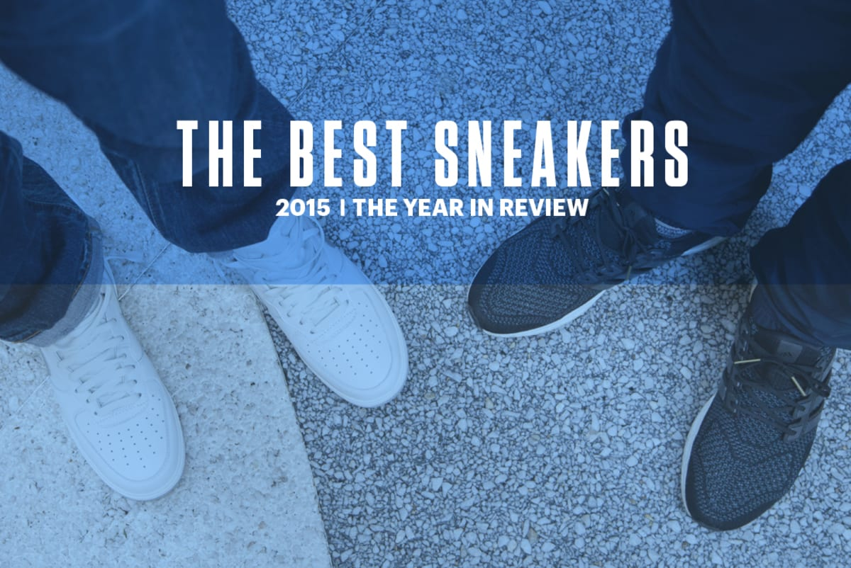 on sale 7c0a4 646f7 Best Sneakers of 2015   Complex