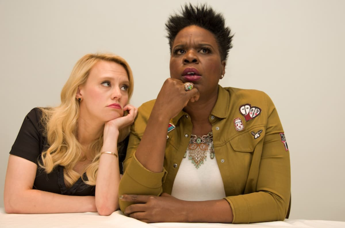 Leslie Jones Blasts New 'Ghostbusters' Movie: 'It's Like Something Trump Would Do'