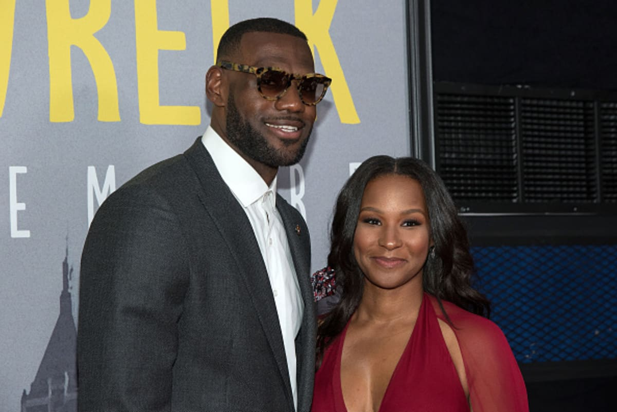 LeBron James Threw a Sick Carnival-Themed Party For His ...