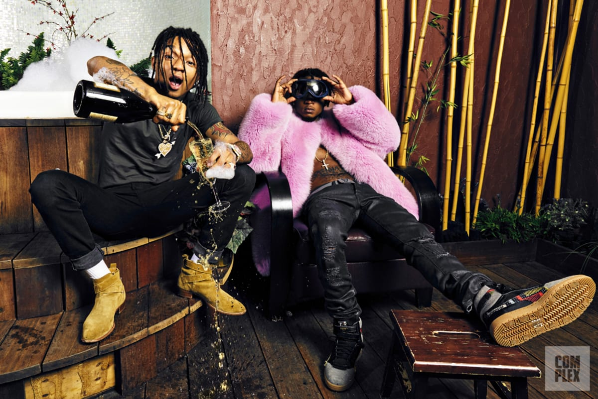 Rae Sremmurd And The Hater Proof Power Of High Metabolism