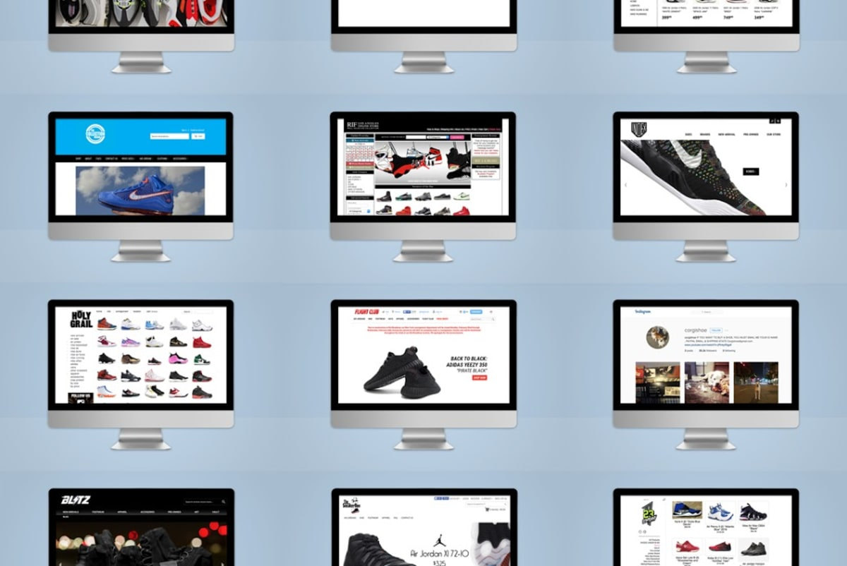 The 10 Best Sneaker Reseller Sites