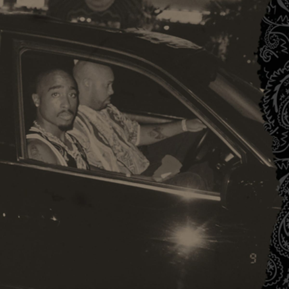 The story behind the final photograph of 2pac complex