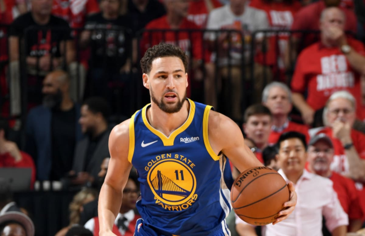Stephen A. Smith Says Klay Thompson Is Tired of Getting ... |Klay Thompson