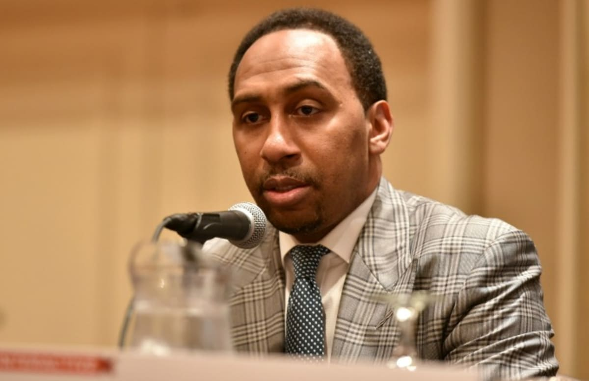 Stephen A. Smith Roasted for Having No Idea How to Work ...