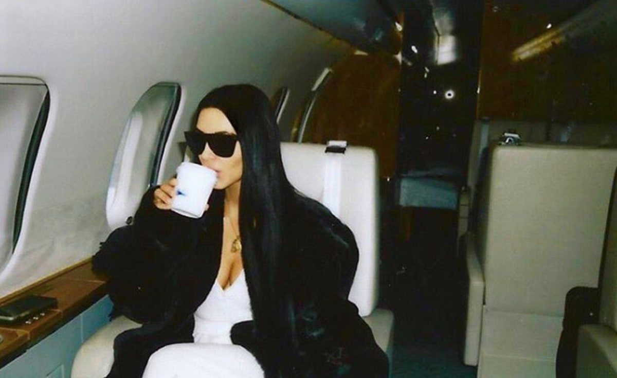 Kim Kardashian's Jet Searched by Immigration Officials Days After She Criticized Muslim Ban