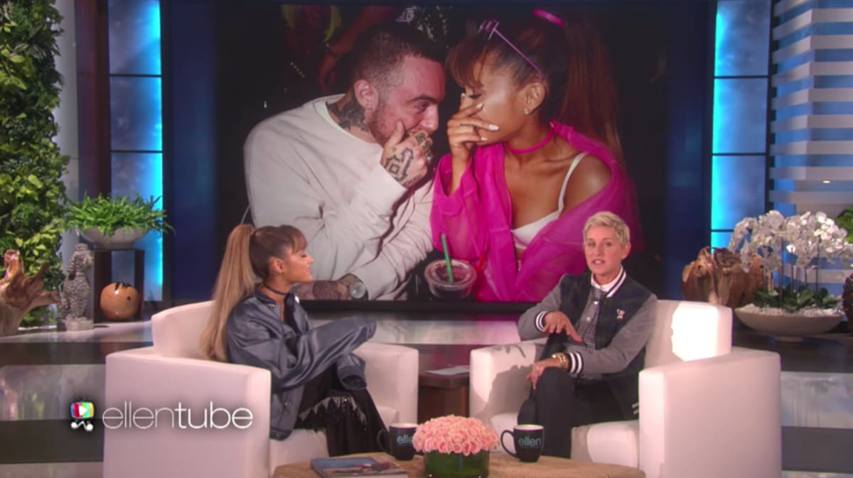 ariana grande dating life Ariana grande and mac miller have reportedly broken up as a result of their busy work schedules but was arian's solo appearance at the met gala a sign they were going to split.