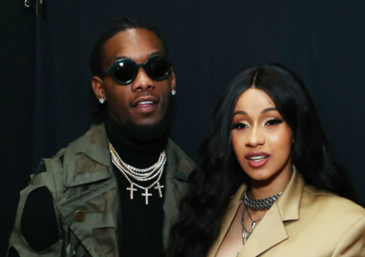 Cardi B Boyfriend: People Are Convinced Cardi B Is Rapping About Offset On