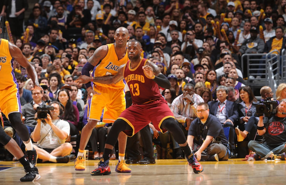 cf3fb97d4ccc Matt Barnes Says It Would Be  Dope  If Kobe Bryant Returned to Lakers to  Play With LeBron