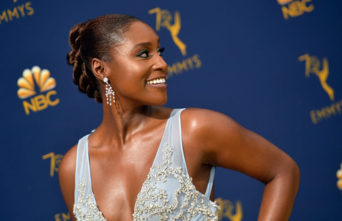 Issa Rae Thought Teddy Perkins Was Donald Glover at the Emmys