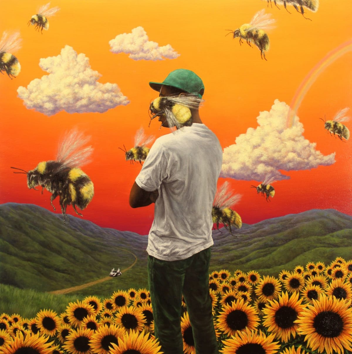 On Flower Boy Tyler The Creator Outgrows His Influences To Make