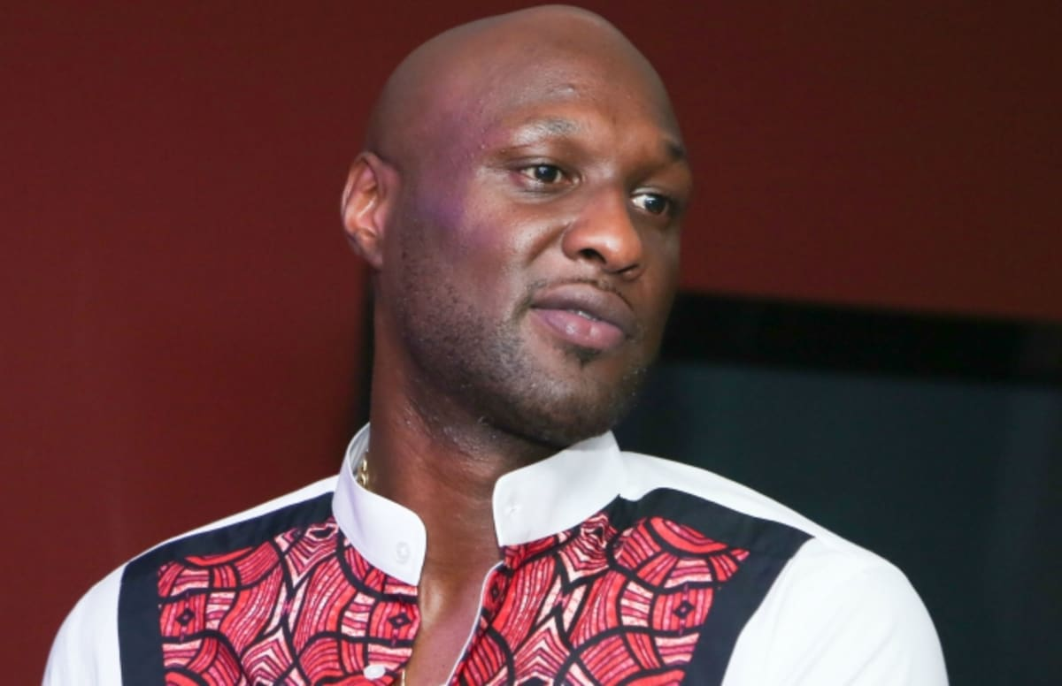 Lamar Odom Was Seen Collapsing in the Club