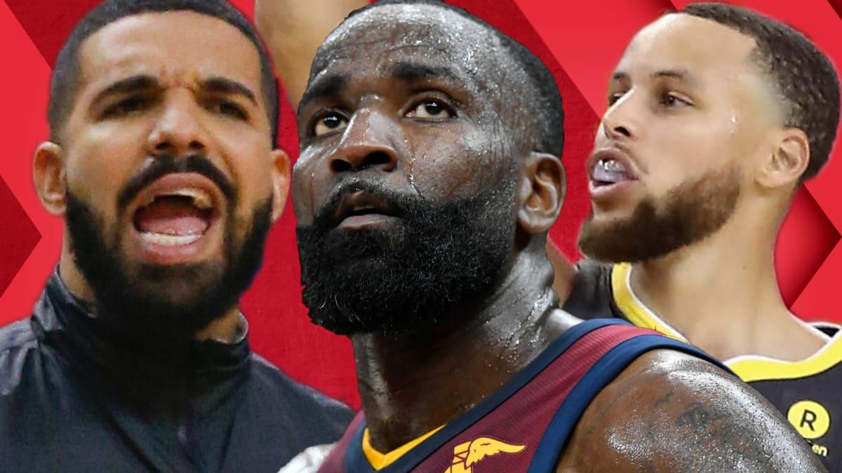 Drake-Kendrick Perkins Beef  Steph Curry Cooks in Return  Raptors Already  Done   94de99b2f