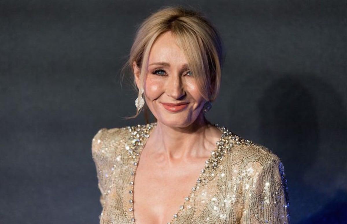 J.K. Rowling Is Loving All Those #BlackHogwarts Tweets