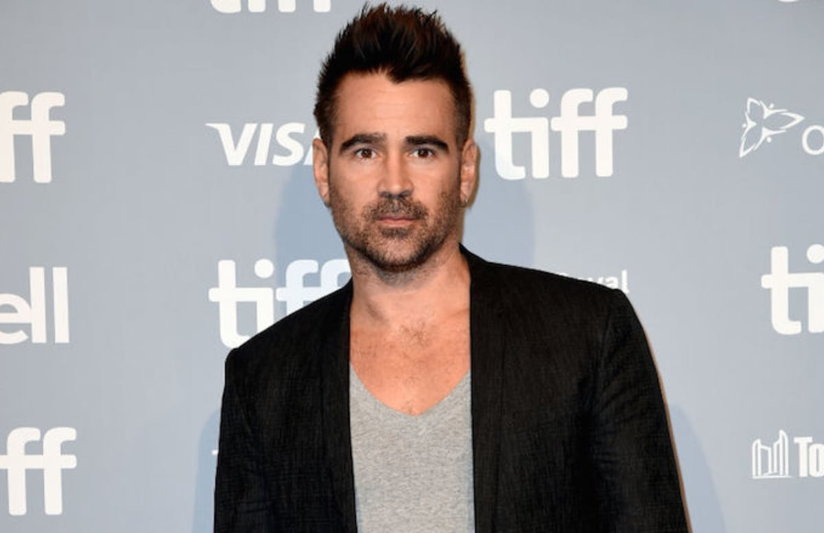 Hacked Colin Farrell nude photos 2019