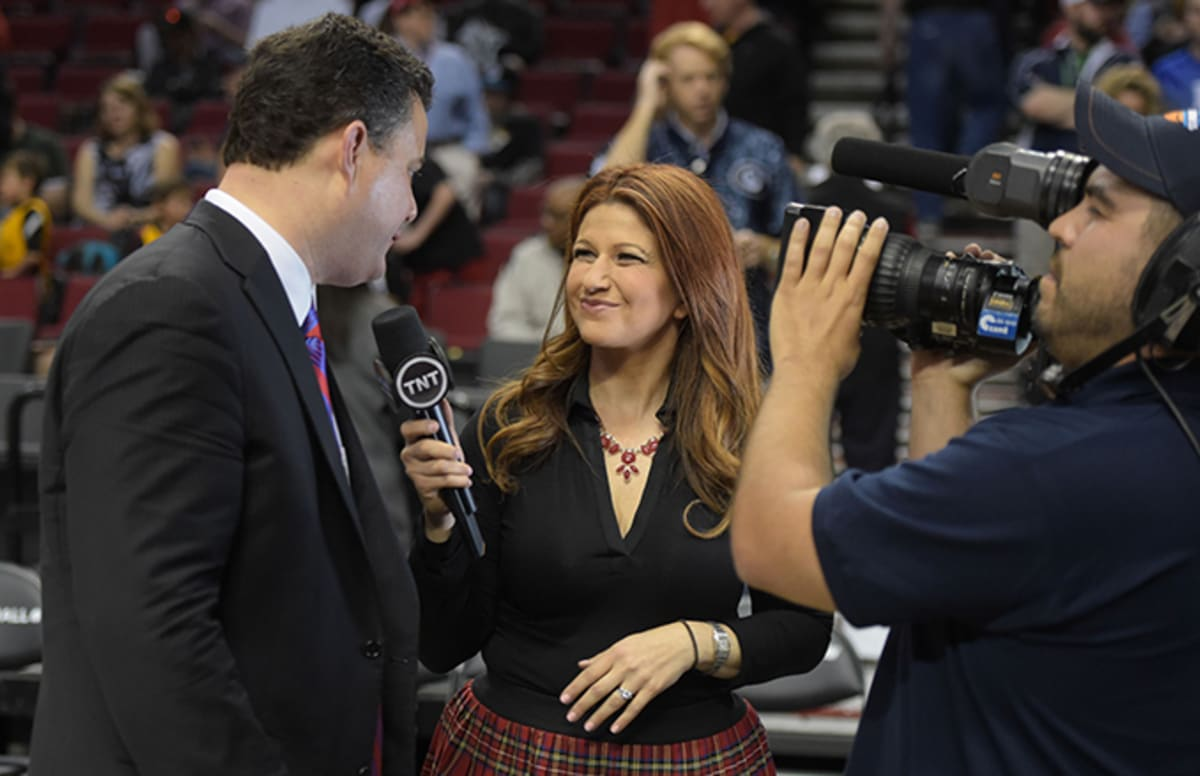 Rachel Nichols Pays Beautiful Tribute to Craig Sager While ...