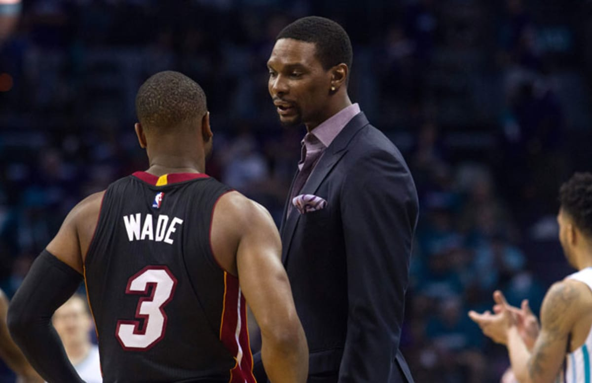 Miami Heat Finally Release Chris Bosh Announce They Will