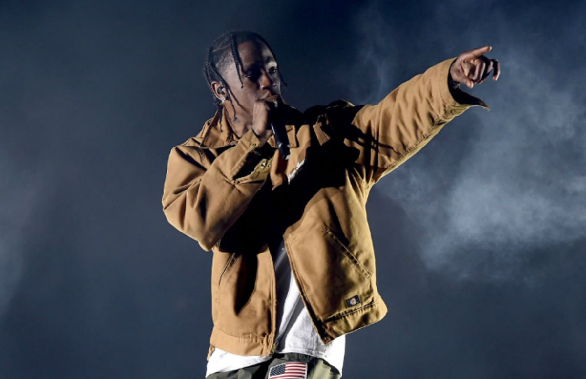 Travis Scott Says Quavo Album Is 'Coming Soon' and Might Be a Surprise Drop