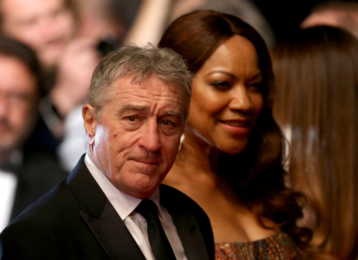 Robert De Niro laver angiveligt Shtty-film, fordi hans kone bruger alt det-9311
