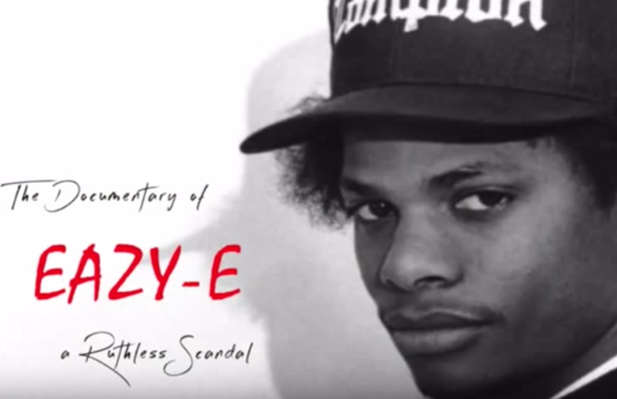 Eazy E Hairstyle: Eazy-E's Family Is Trying To Fund A Documentary About The