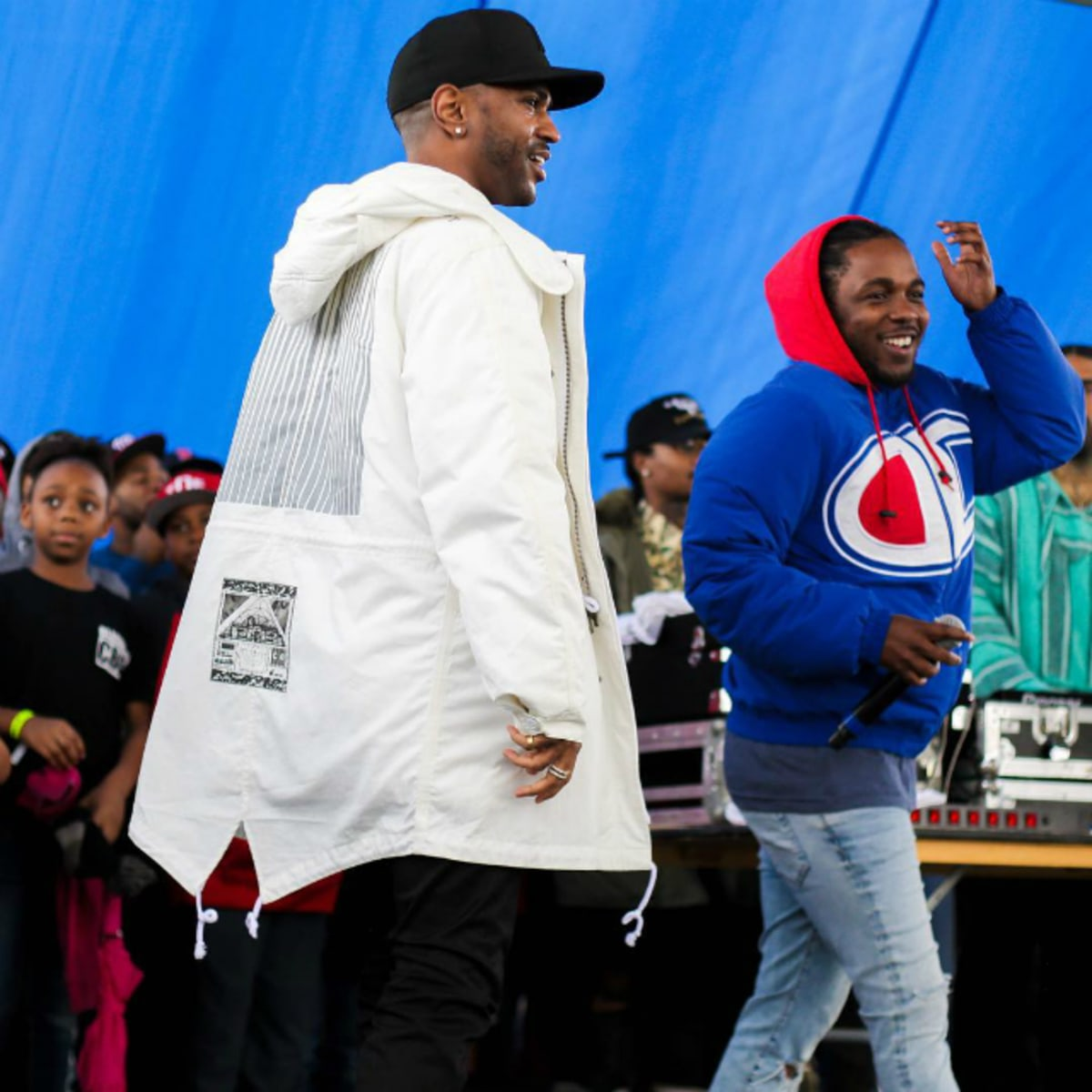 4a51edec509a ... How Kendrick Lamar and Big Seans Relationship Went Wrong Co  Jhene Aiko  Shares Big Sean Birthday Messages  J Cole ...