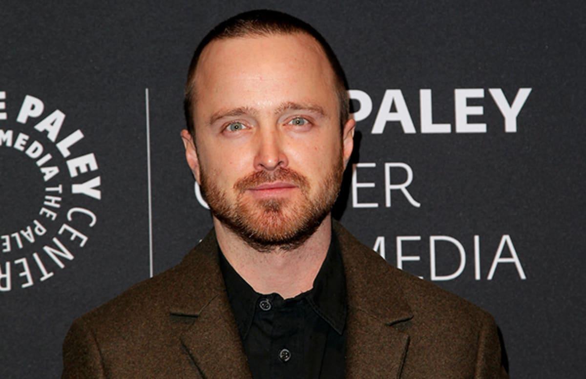Aaron Paul Welcomes a Baby Girl | Complex