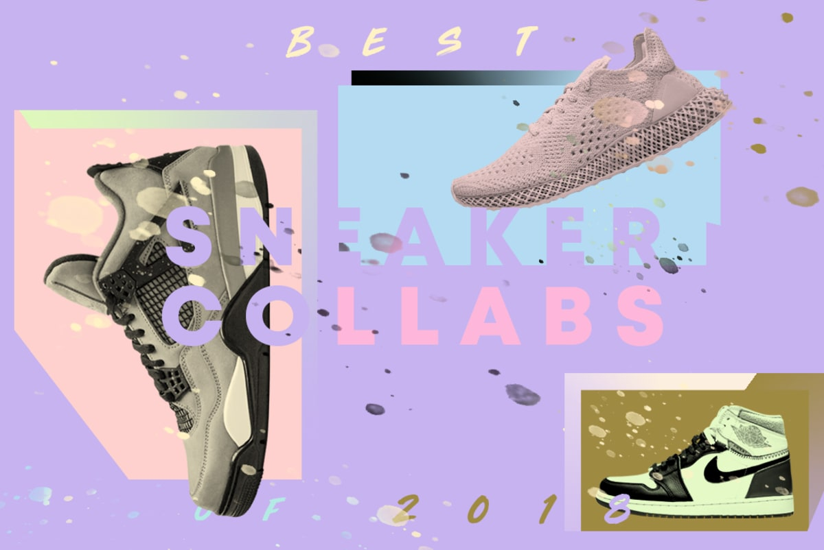 44728e4dffc The Best Sneaker Collaborations of 2018
