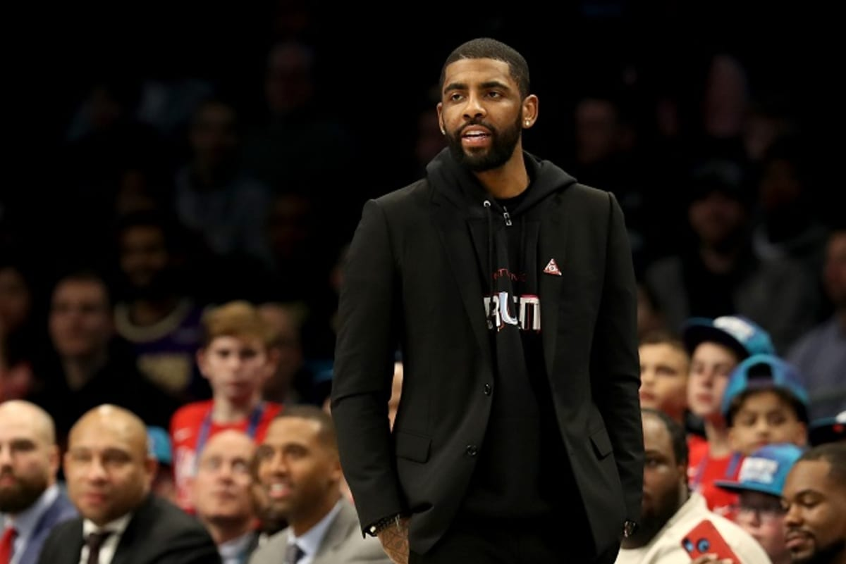 Danny Ainge Says It's 'Completely Illogical' to Think Celtics Would Get Better Without Kyrie Irving