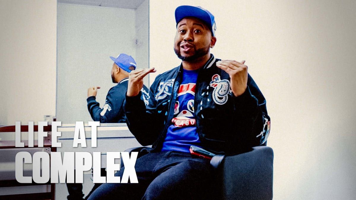 DJ Akademiks Shares Hilarious Nas Story & 6ix9ine ComplexCon Incident | Life At Complex