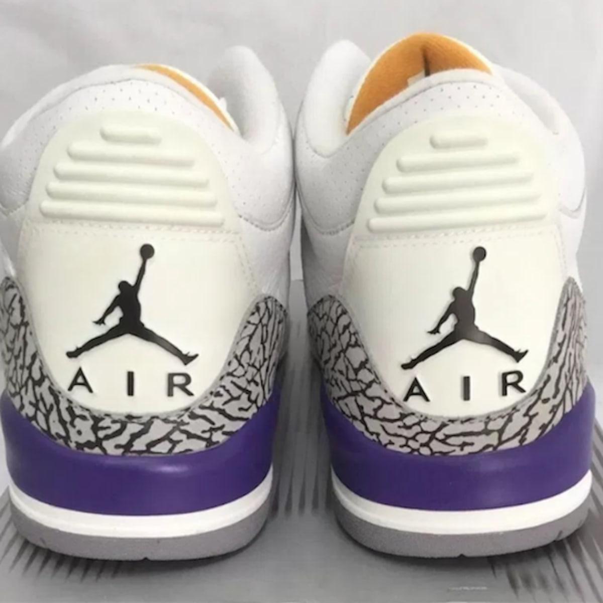 Kobe Bryant s Air Jordan III PEs Sell for More Than  30 1862c8c64b