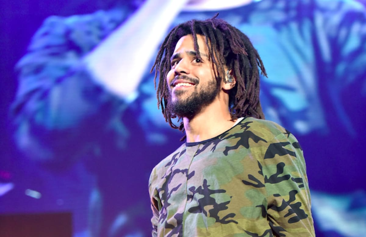 Here's a Preview of a New J. Cole Song