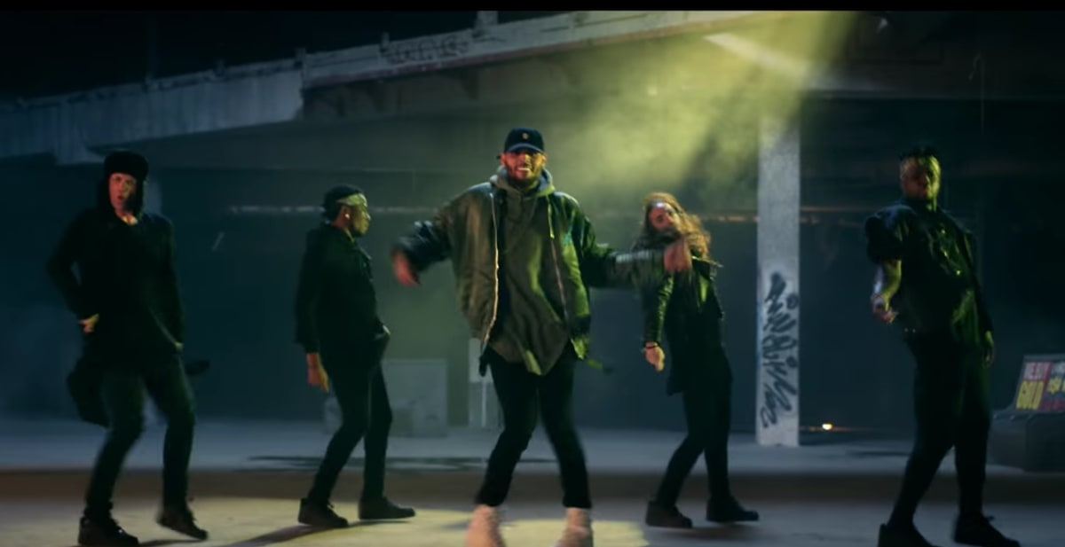 """Chris Brown Links Up With Usher and Gucci Mane for New """"Party"""" Video"""