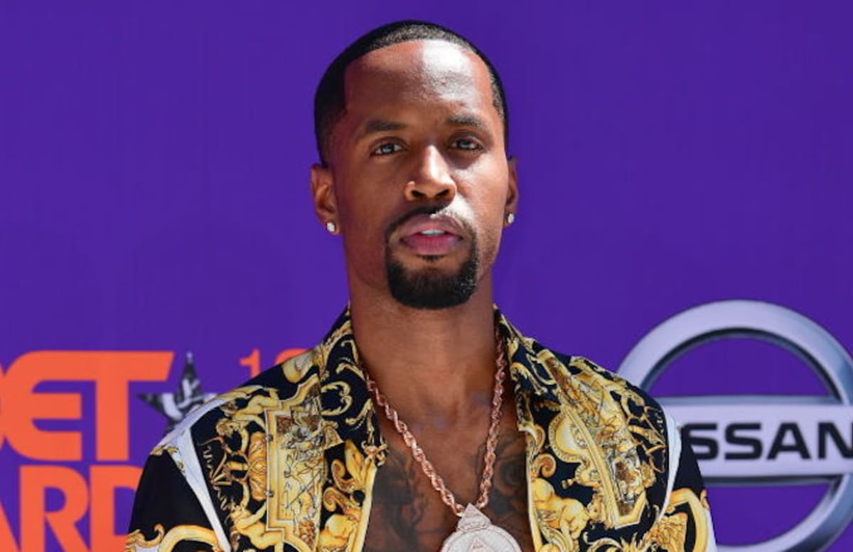 Safaree Performance in NYC Ends With Crowd Throwing Bottles at Him