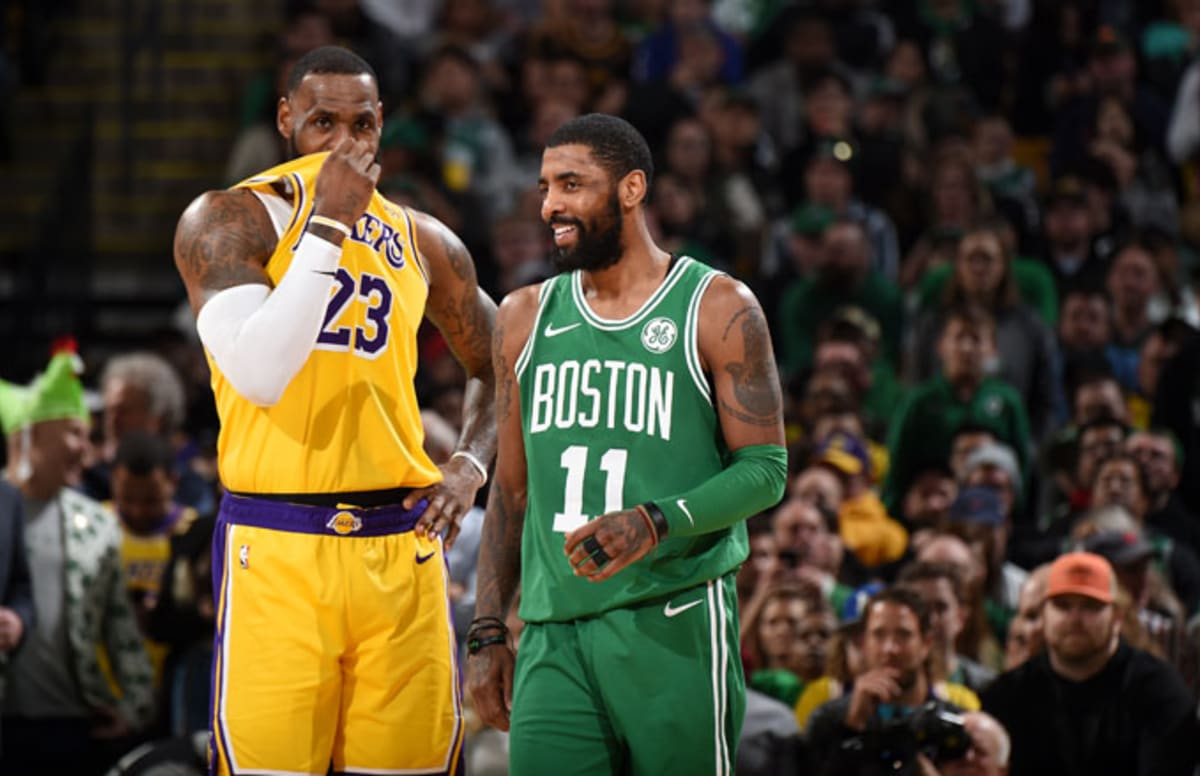 Kyrie Irving Revealed the Real Reason He Apologized to LeBron James