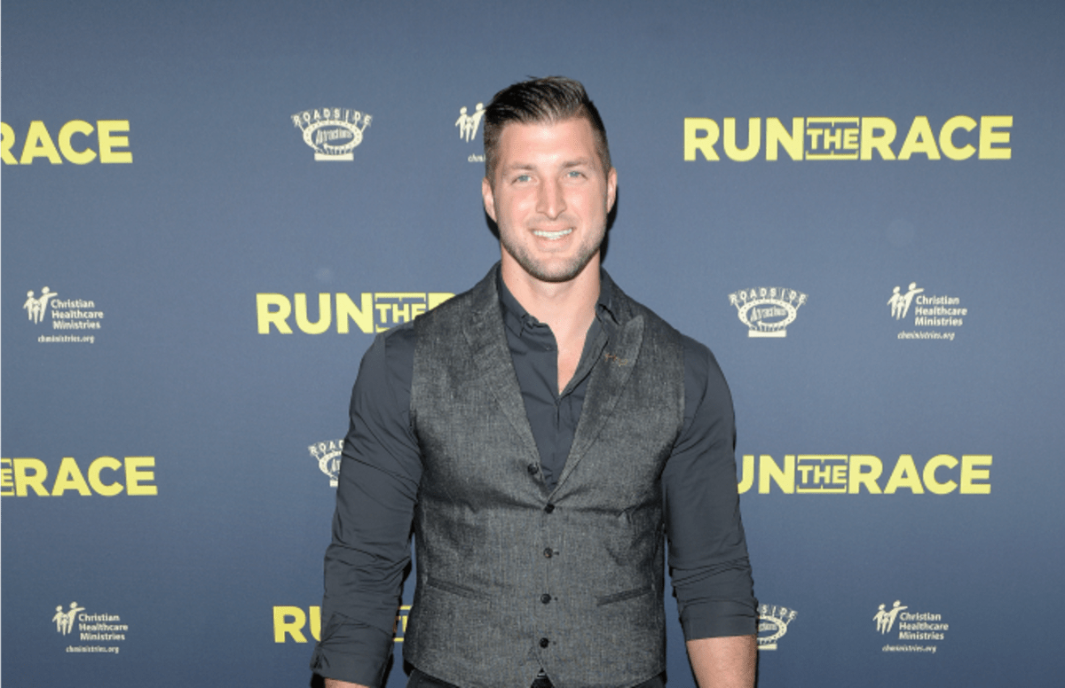 Watch Tim Tebow Deliver an Inspirational Response to His Critics