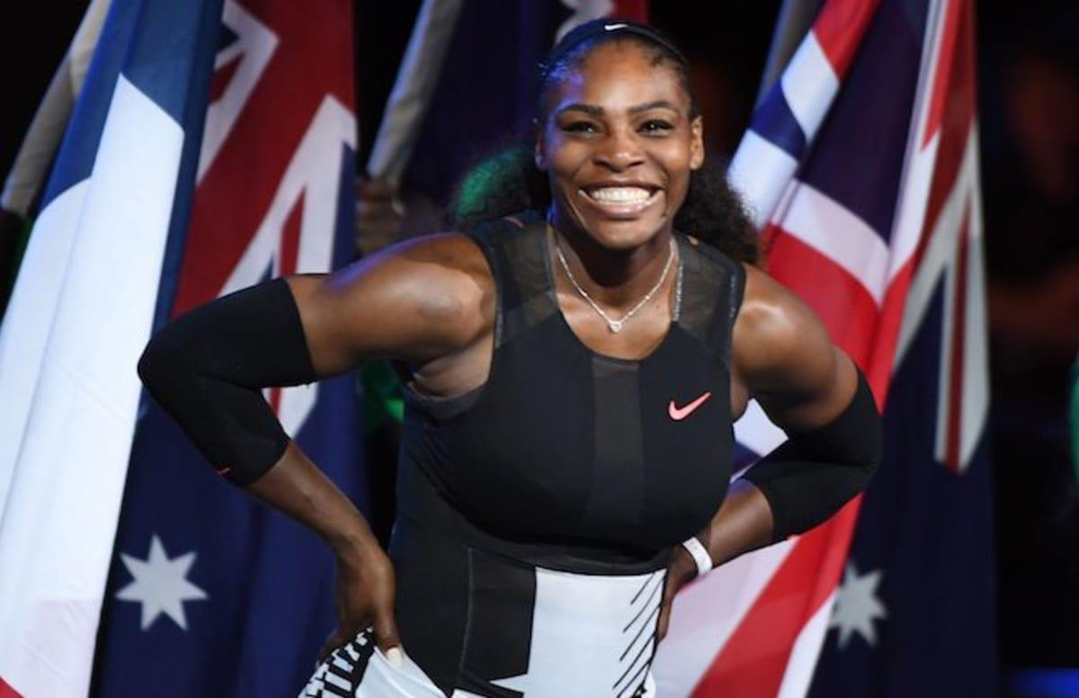 10 Tennis Shots That Prove Serena Williams Is Queen
