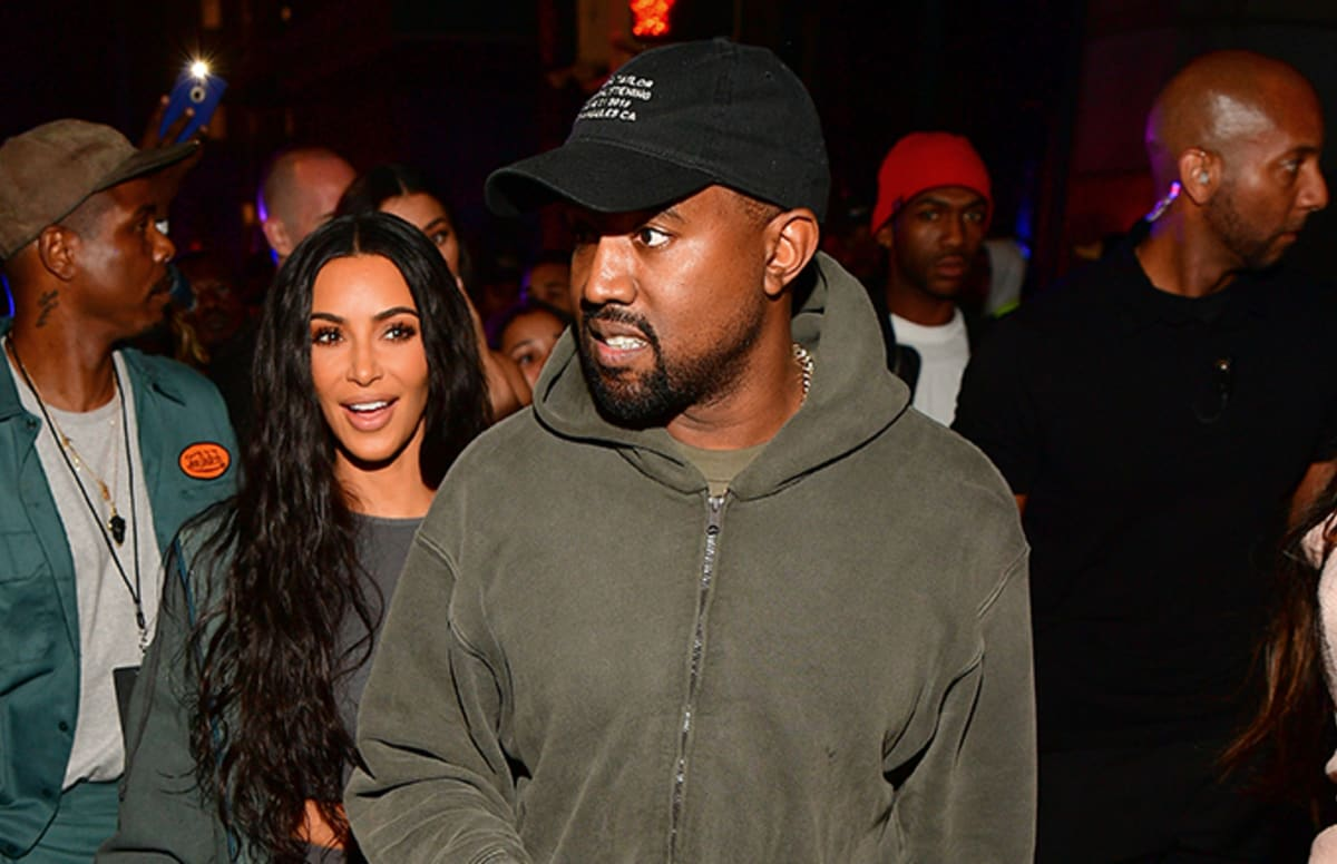 Kim Kardashian and Kanye Hire Private Firefighters and Help Neighbors