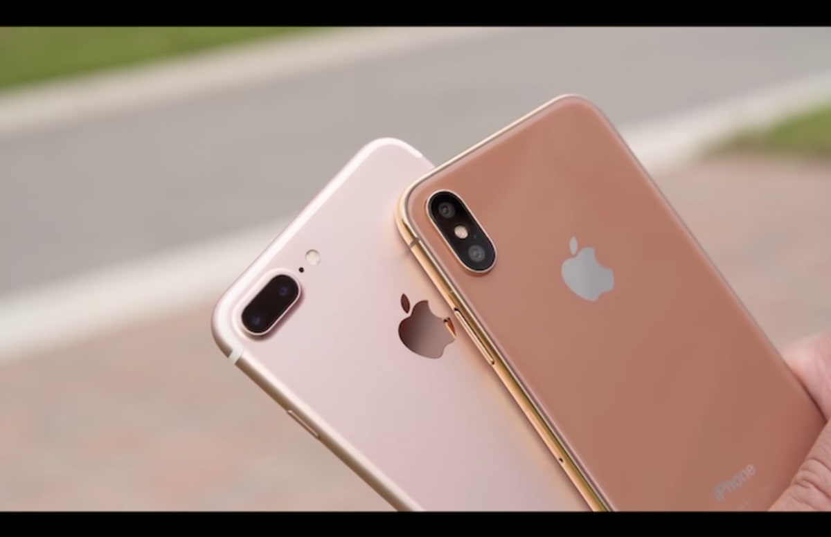 Iphone 8 Color Options Apple May Have Killed Off The Rose Gold For