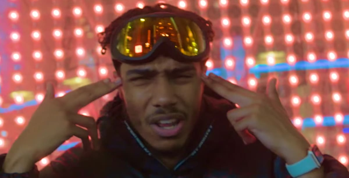 London MC AJ Tracey Announces His New EP With